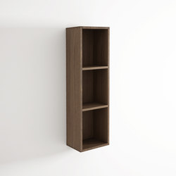 Move hanging rack 2 shelves | Shelving | Idi Studio