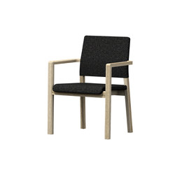 Host HB +A | Visitors chairs / Side chairs | Z-Editions