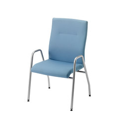Care Clark 1630/10 | Elderly care chairs | Stechert Stahlrohrmöbel
