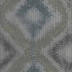 Berlin - Graphical pattern wallpaper FERUS 201-503 | Wall coverings / wallpapers | e-Delux