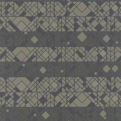 Berlin - Graphical pattern wallpaper FERUS 201-605 | Wall coverings / wallpapers | e-Delux
