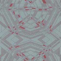 Berlin - Graphical pattern wallpaper FERUS 201-702 | Wall coverings / wallpapers | e-Delux