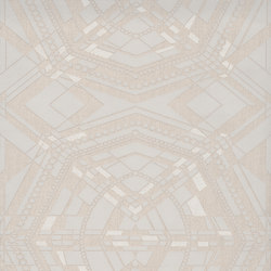 Berlin - Graphical pattern wallpaper FERUS 201-704 | Wall coverings / wallpapers | e-Delux