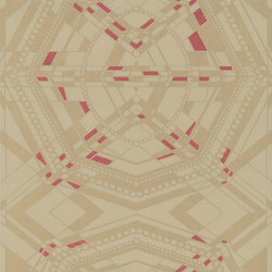 Berlin - Graphical pattern wallpaper FERUS 201-706 | Wall coverings / wallpapers | e-Delux