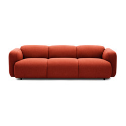Swell 3 Seater | Loungesofas | Normann Copenhagen