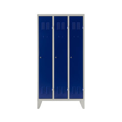 Monoplus | 3 doors locker | Lockers | Dieffebi