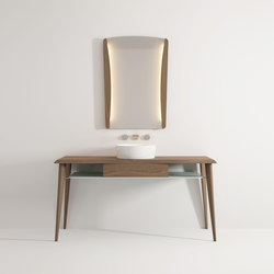 Soft standing basin | Vanity units | Idi Studio