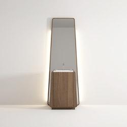 Totem standing basin | Miroirs | Idi Studio