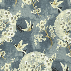 Ipanema - Floral wallpaper FERUS 206-106 | Wall coverings / wallpapers | e-Delux