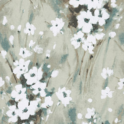 Ipanema - Flower wallpaper FERUS 206-405 | Wall coverings | e-Delux