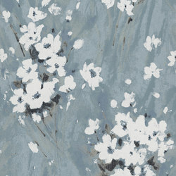 Ipanema - Flower wallpaper FERUS 206-406 | Wall coverings / wallpapers | e-Delux