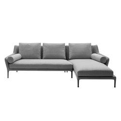 Édouard | Modular sofa systems | B&B Italia