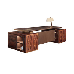 Au Bout de la Nuit writing desk | Executive desks | Promemoria