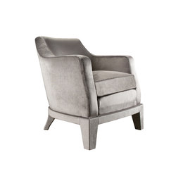 Aziza armchair | Lounge chairs | Promemoria