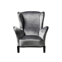 Bluette armchair | Lounge chairs | Promemoria