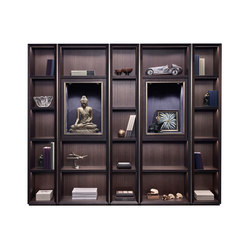 Nightwood modular bookcase | Estantería | Promemoria