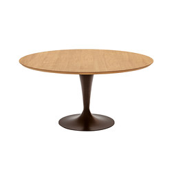 Flûte Wood Round | Dining tables | Sovet