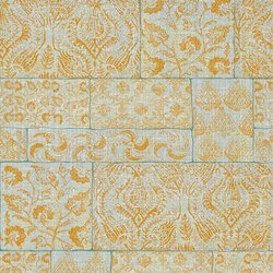 ORCHID - Ethnic style wallpaper MUZE 202-102 | Wall coverings | e-Delux