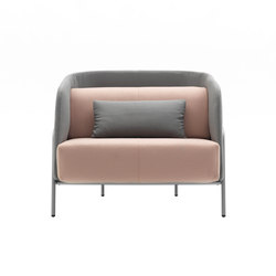 Noldor | Armchair Low | Poltrone lounge | Segis