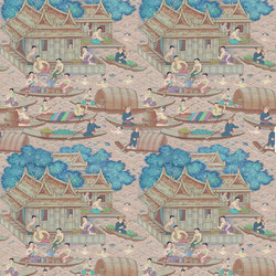 RATCHA - Asia style wallpaper MUZE 204-202 | Wall coverings / wallpapers | e-Delux