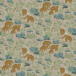 RATCHA - Asia style wallpaper MUZE 204-302 | Wall coverings | e-Delux