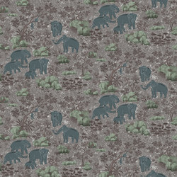 RATCHA - Asia style wallpaper MUZE 204-303 | Wall coverings | e-Delux