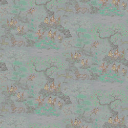 RATCHA - Asia style wallpaper MUZE 204-502 | Wall coverings / wallpapers | e-Delux