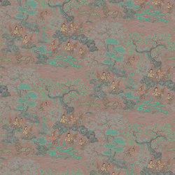 RATCHA - Asia style wallpaper MUZE 204-503 | Wall coverings / wallpapers | e-Delux