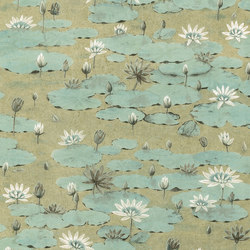 RATCHA - Asia style wallpaper MUZE 204-604 | Wallcoverings | e-Delux
