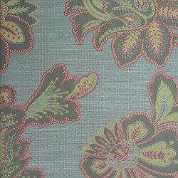 Courtesan - Papel pintado flores VATOS 208-101 | Revestimientos de paredes / papeles pintados | e-Delux