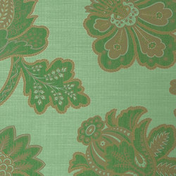 Courtesan - Flower wallpaper VATOS 208-102 | Wall coverings | e-Delux