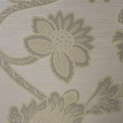 Courtesan - Flower wallpaper VATOS 208-103 | Wall coverings | e-Delux