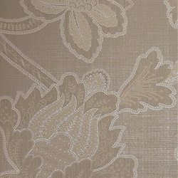 Courtesan - Flower wallpaper VATOS 208-106 | Wall coverings / wallpapers | e-Delux