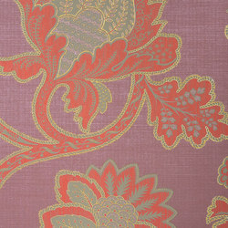 Courtesan - Flower wallpaper VATOS 208-107 | Wall coverings / wallpapers | e-Delux