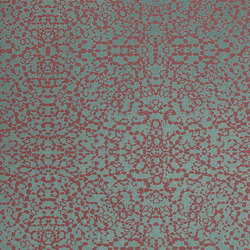 Courtesan - Graphical pattern wallpaper VATOS 208-204 | Wall coverings / wallpapers | e-Delux