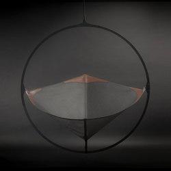 Méliès Hanging Chair | Armchairs | Larose Guyon