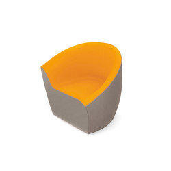 Seating Stones Side Chair | Modular seating elements | Walter K.