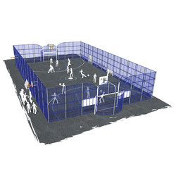 Arena | Boston | Playground equipment | Hags