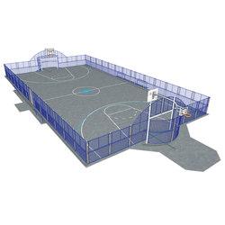 Arena | Detroit | Playground equipment | Hags