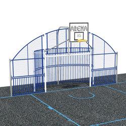 Arena | Indiana | Playground equipment | Hags