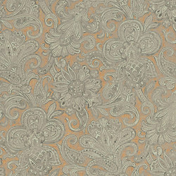 Lagoon - Floral wallpaper VATOS 211-104 | Wall coverings / wallpapers | e-Delux