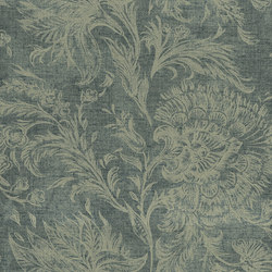 Lagoon - Papier peint motif floral VATOS 211-401 | Papiers peint | e-Delux