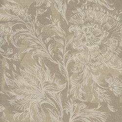 Lagoon - Floral wallpaper VATOS 211-403 | Wall coverings / wallpapers | e-Delux