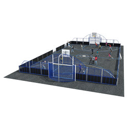 Arena | Miami | Playground equipment | Hags