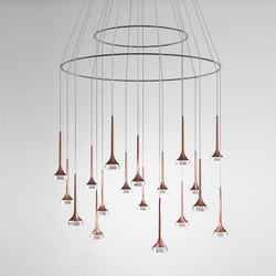 Fairy SP 18  bronze | Suspended lights | Axolight