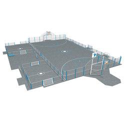 Arena | San Francisco | Playground equipment | Hags