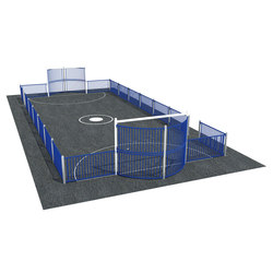 Arena | Sioux | Playground equipment | Hags