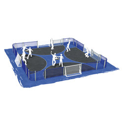 Arena | Sacramento | Playground equipment | Hags