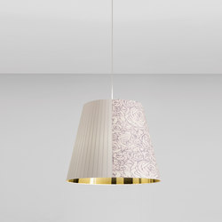 Melting Pot SP 55 light patterns with gold inside | Allgemeinbeleuchtung | Axo Light