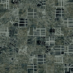 Cityscapes Modular Shuffle RFM52205016 | Carpet tiles | ege